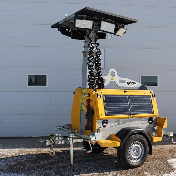 Metrolite HLT-6100 Light Tower